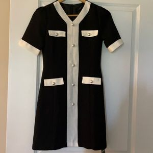 Above the knee dress-size X-small(runs large)